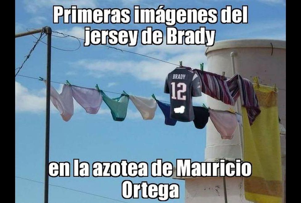 Jersey Tom brady