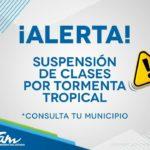 suspenden clases en Tamaulipas