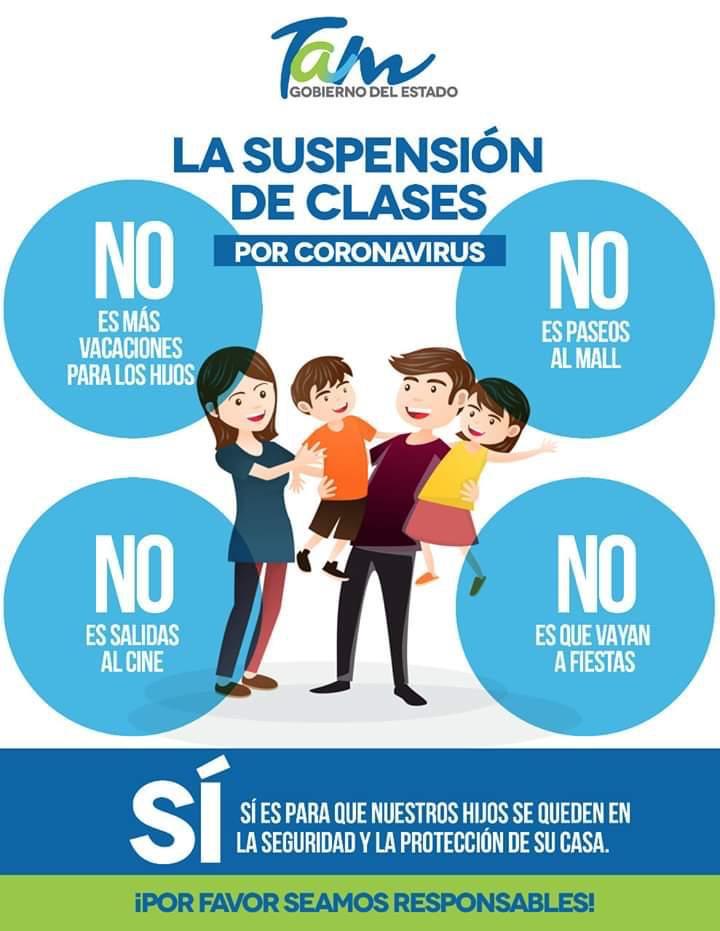 coronavirus en Tamaulipas